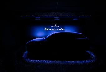 Maserati: kleinere SUV heet Grecale #1