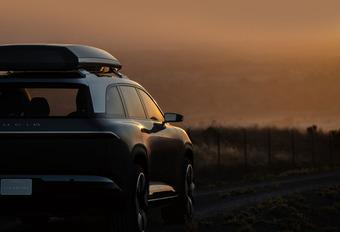 Project Gravity is SUV-versie van elektrische Lucid Air #1