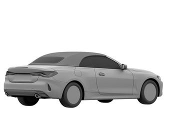 BMW 4 Reeks Cabrio krijgt stoffen dak #1