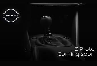 Future Nissan Z : Belle musique et boite manuelle #1