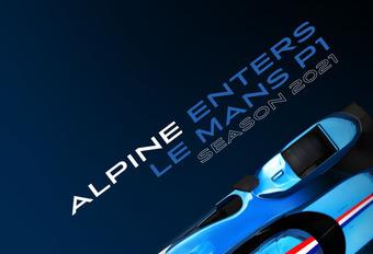 Alpine : la Formule 1 ne suffit pas #1