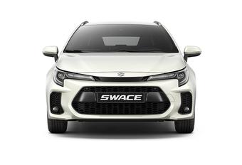 Suzuki Swace: bekend gezicht #1