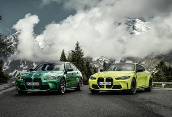 BMW M3 et M4 Competition : choix difficile #1