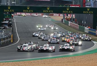 Toyota wint opnieuw 24 Uur Le Mans, onze Martin de beste in GTE Pro #1
