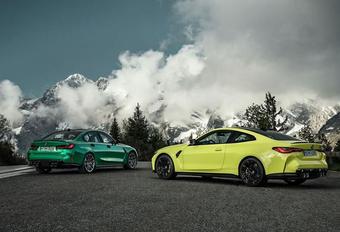 Gelekt : BMW M3 en M4 Coupé #1
