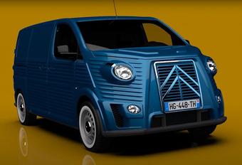 Ook Citroën SpaceTourer trekt retrojasje aan #1