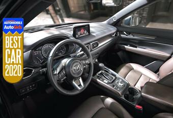 Best Car Awards 2020: gezinsgerichte SUV's #1