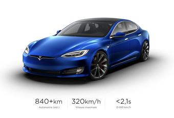 Tesla Battery Day : modèle accessible en 2023 et Model S à 1 100 ch #1