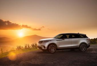 Range Rover Velar : hybridation et info-divertissement dernier cri #1