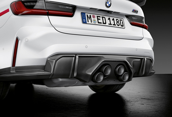 BMW M3/M4 Performance Parts leidt af van de neus #1