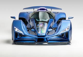 Delage maakt comeback met de D12, een hybride hypercar met F1-genen #1
