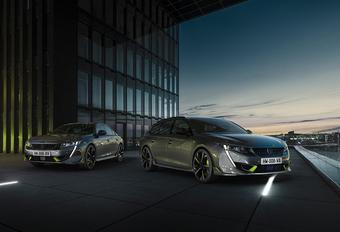 Officieel: Peugeot 508 & 508 SW PSE zijn sporthybrides #1