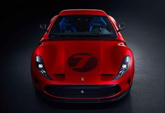 Officieel: Ferrari Omologata is unieke Superfast #1