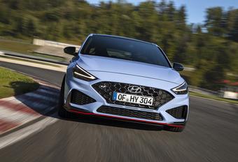 Hyundai i30 N krijgt meer pk's en een flipperbak #1
