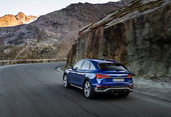 Audi Q5 Sportback : et de quatre #1