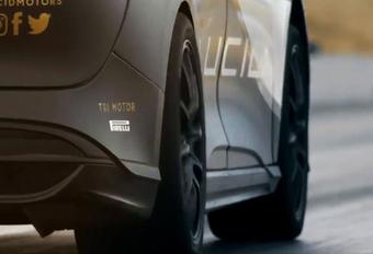 La Lucid Air Performance reçoit trois moteurs électriques