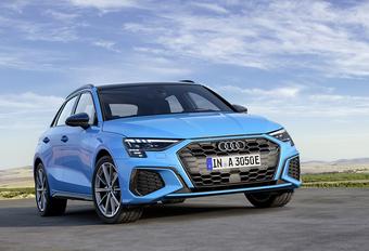 Audi A3 Sportback 40 TFSI e: logische hybride #1