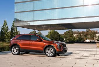 Cadillac XT4 komt naar hier met diesel #1