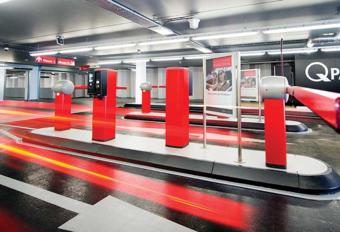 Q-Park propose désormais le stationnement sans contact #1
