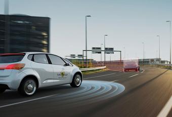Euro NCAP crée un classement des aides à la conduite #1