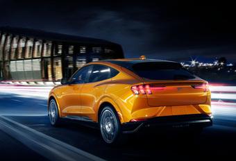 Zo snel is de Ford Mustang Mach-E als GT #1