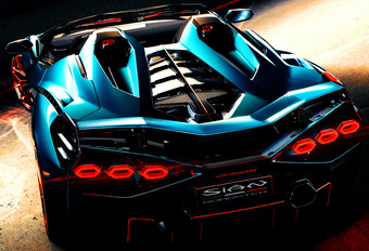 Volkswagen vendra-t-il aussi Lamborghini ? #1
