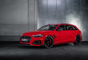 Abt wapent de Audi RS 4 Avant tegen de BMW M3 Touring #1