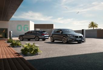Stekkerversie Seat Leon heet e-Hybrid #1