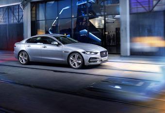 Jaguar XE : mise à jour technologique #1