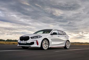 BMW 1 Reeks nu ook als sportieve 128ti #1