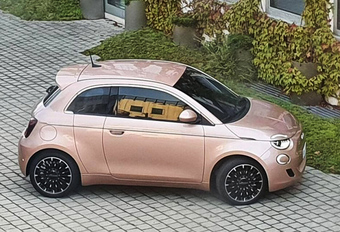 La nouvelle Fiat 500 aussi sous le nom de Trepiuno ? #1