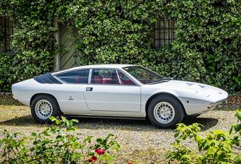 Eregalerij: Lamborghini Urraco (1970) #1