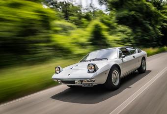 Lamborghini Urraco viert 50ste verjaardag #1