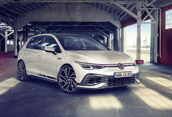 Volkswagen dévoile la Golf GTI Clubsport #1