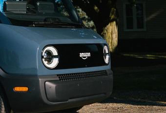 Amazon présente sa camionnette électrique by Rivian #1