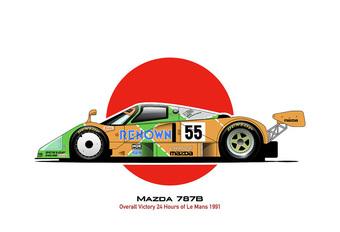 Autoworld Brussels célèbre les 100 ans de Mazda #1