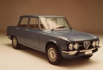 Throwback: Alfa Romeo Giulia (1962-1978) #1