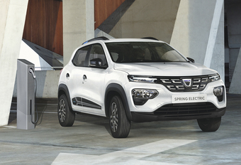 Dacia bouscule le marché des VE avec le Spring Electric #1