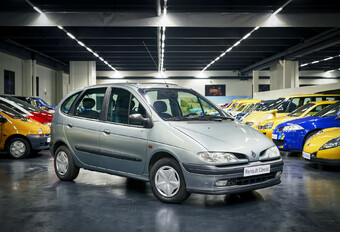 Throwback: Renault Scénic I (1996-2003) #1