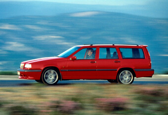 Throwback: Volvo 850 (1991-1996) #1