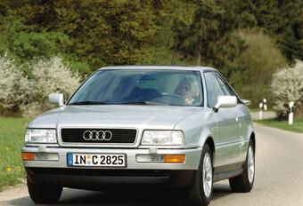 La bonne affaire de la semaine : Audi Coupé (1988-1996) #1