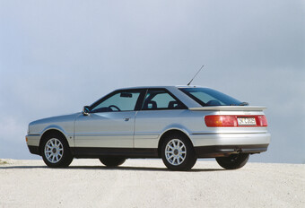 Throwback: Audi Coupé (1988-1996)