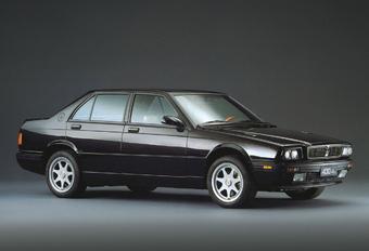 Throwback: Maserati 430 (1986-1994) #1