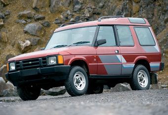 1989 Land Rover Discovery I
