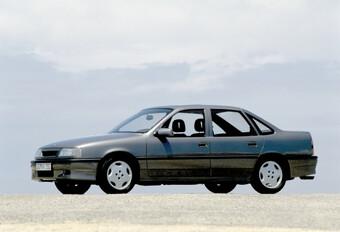 1989 Opel Vectra 2000