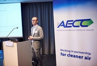 Joachim Demuynck - Technical Manager, Association for Emissions Control by Catalyst (AECC) #1