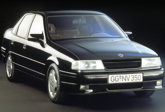 Throwback: Opel Vectra 2000 (1989-1995) #1