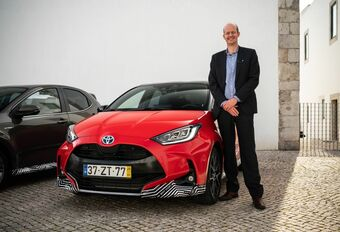 Luc Nuyts – Manager segment B R&D Toyota Zaventem #1