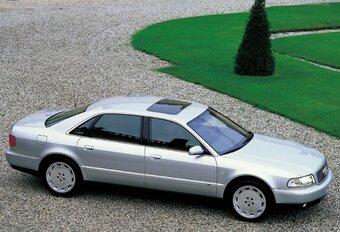 Throwback: Audi A8 (1994-2002) #1