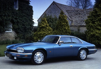 Throwback: Jaguar XJ-S (1976-1996) #1